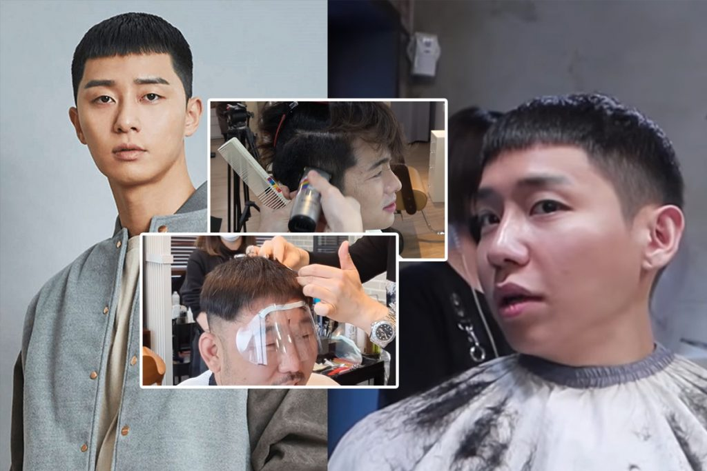 Park Seo Joon Hairstyle In Itaewon Class Is Becoming A Trend Among Koreans Middleclasssg